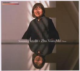 SONATAS NO 38, 53, 60 & 6 XIAO-MEI, ZU Audio CD, J. HAYDN, CD