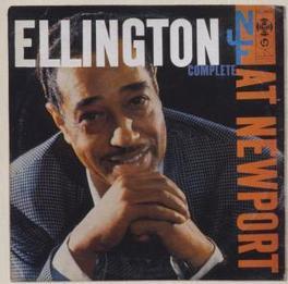 ELLINGTON AT NEWPORT 1956 Audio CD, DUKE ELLINGTON, CD