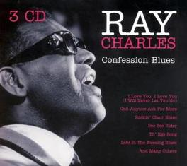 CONFESSION BLUES Audio CD, RAY CHARLES, CD