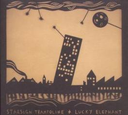 STAR SIGN TRAMPOLINE Audio CD, LUCKY ELEPHANT, CD