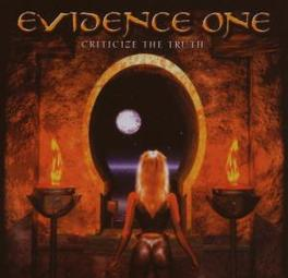 CRITICIZE THE TRUTH RE-ISSUE ON 'AFM' Audio CD, EVIDENCE ONE, CD