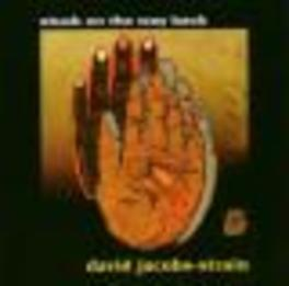 STUCK ON THE WAY BACK AMAZING ACOUSTIC BLUES BY 18 YEAR GUITARIST Audio CD, JACOBS-STRAIN, DAVID, CD