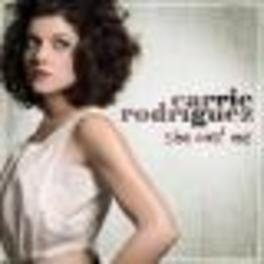 SHE AIN'T ME Audio CD, CARRIE RODRIGUEZ, CD
