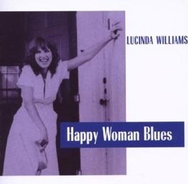 HAPPY WOMAN BLUES Audio CD, LUCINDA WILLIAMS, CD