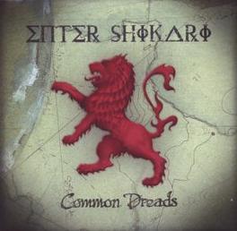 COMMON DREADS Audio CD, ENTER SHIKARI, CD