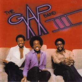 III + 1 Audio CD, GAP BAND, CD