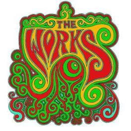WORKS SWEDISH PSYCHEDELIC WORKS, CD