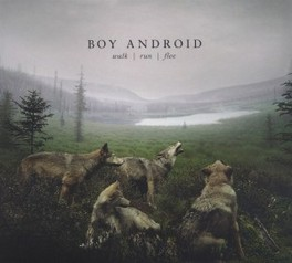 WALK/RUN/FLEE BOY ANDROID, CD