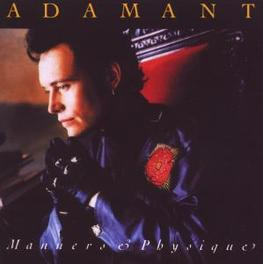 MANNERS & PHYSIQUE Audio CD, ADAM ANT, CD