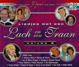 LIEDJES MET EEN LACH &..2 ..EEN TRAAN VOL.2 Audio CD, V/A, CD