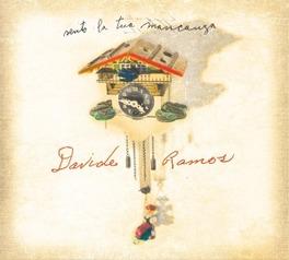 SENTO LA TUA MANCANZA DAVID RAMOS, CD