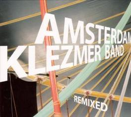REMIXED Audio CD, AMSTERDAM KLEZMER BAND, CD