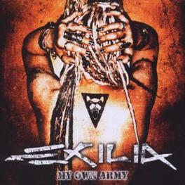 MY OWN ARMY Audio CD, EXILIA, CD