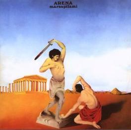 ARENA ORIGINALLY RELEASED IN MARCH 1971 Audio CD, MARSUPILAMI, CD