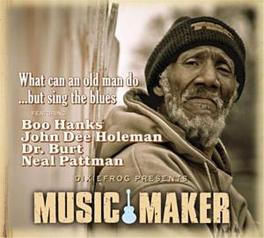 WHAT CAN AN OLD DO BUT.. .. SING THE BLUES, W. DR. BURT, NEAL PATTMAN, Audio CD, V/A, CD