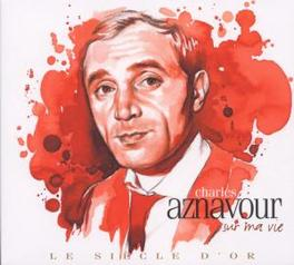 LE SIECLE D'OR Audio CD, CHARLES AZNAVOUR, CD