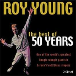 BEST OF 50 YEARS 28 TR. ANTHOLOGY Audio CD, ROY YOUNG, CD