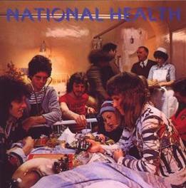 NATIONAL HEALTH 1978 DEBUT ALBUM, W/ PIP PYLE, PHIL MILLER, DAVE STEWAR Audio CD, NATIONAL HEALTH, CD