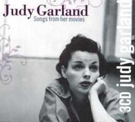 SONGS FROM HER MOVIES Audio CD, JUDY GARLAND, CD