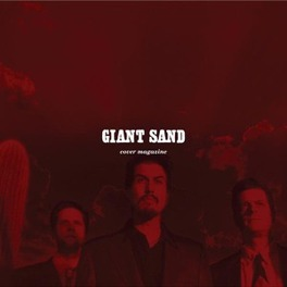 COVER MAGAZINE -SPEC- 25TH ANNIVERSARY EDITION GIANT SAND, CD