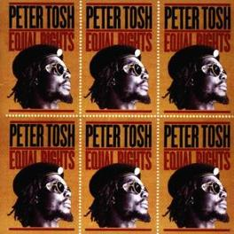 EQUAL RIGHTS -REMAST- Audio CD, PETER TOSH, CD