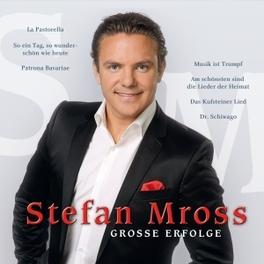 GROSSE ERFOLGE STEFAN MROSS, CD