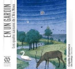 EN UN GARDIN-LES QUATRE S D.SNELLINGS Audio CD, CAPILLA FLAMENCA, CD