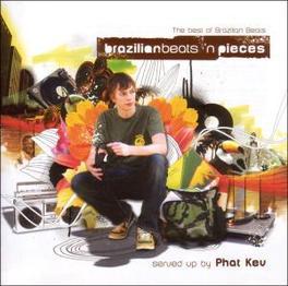 BRAZILIAN BEATS IN PIECES 32TR- W/SKOWA & MAFIA/SUPER TOM TA/DJAVAN/MILTON BANANA Audio CD, V/A, CD
