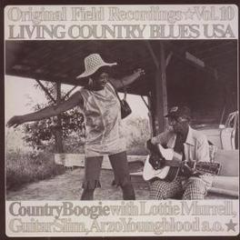 LIVING COUNTRY BLUES 10 COUNTRY BOOGIE VOL.10 Audio CD, V/A, CD
