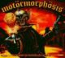MOTORMORPHOSIS 2 -23TR- W/STORMWARRIOR/HOLY MOSES/NIFELHEIM/UPPERCUT/A.O. Audio CD, MOTORHEAD.*TRIBUTE*, CD
