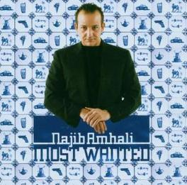 MOST WANTED Audio CD, NAJIB AMHALI, CD