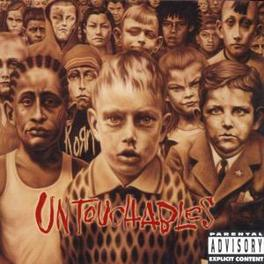 UNTOUCHABLES Audio CD, KORN, CD