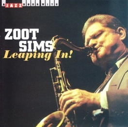 LEAPING IN Audio CD, ZOOT SIMS, CD