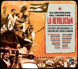 50 ANIVERSARIO DEL.. .. TRIUNFO DE LA REVOLUCION - DELUXE DOUBLE DIGIPACK Audio CD, V/A, CD