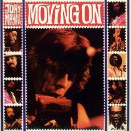 MOVING ON Audio CD, JOHN MAYALL, CD