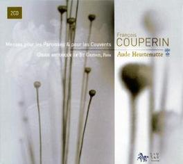 MESSES POUR LES PAROISSES AUDE HEURTEMATTE Audio CD, F. COUPERIN, CD