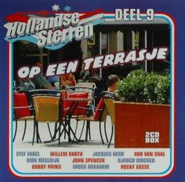 HOLLANDSE STERREN OP.. .. OP EEN TERRASJE Audio CD, V/A, CD