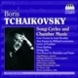 SONG-CYCLES AND CHAMBER M OLGA FILONOVA, SVETLANA NIKOLAYEVA Audio CD, B. TCHAIKOVSKY, CD