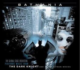 BATMAN:MUSIC FROM DARK.. AND OTHER BATMAN MOVIES Audio CD, GLOBAL STAGE ORCHESTRA, CD