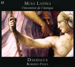 MUSICA LATINA ROBERTO FESTA Audio CD, DAEDALUS, CD