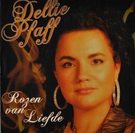 ROZEN VAN LIEFDE Audio CD, DELLIE PFAFF, CD