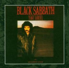 SEVENTH STAR Audio CD, BLACK SABBATH, CD