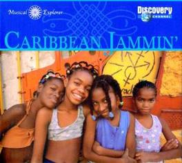 CARIBBEAN JAMMIN' -13TR- W/STANLEY BECKFORD/BUJU BANTON/TI-COCA/SINTESIS/A.O. Audio CD, V/A, CD