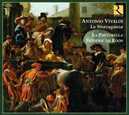 LA STRAVAGANZA OPUS IV LA PASTORELLA Audio CD, A. VIVALDI, CD