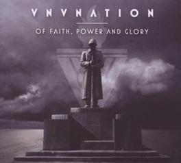 OF FAITH, POWER AND GLORY Audio CD, VNV NATION, CD