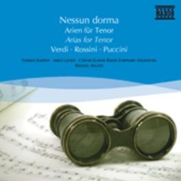NESSUN DORMA HARPER/LOTRIC/HALASZ, CD