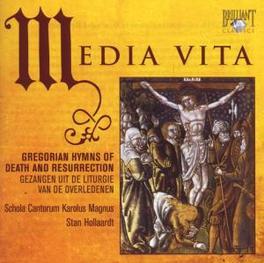 MEDIA VITA SCHOLA CANTORUM KAROLUS MAGNUS Audio CD, GREGORIAN CHANT, CD