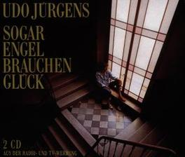 SOGAR ENGEL BRAUCHEN GLUE Audio CD, UDO JURGENS, CD