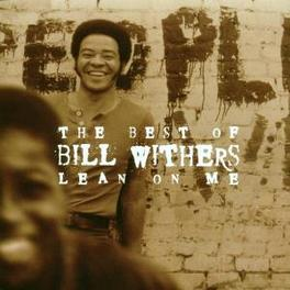 LEAN ON ME -BEST OF- 18 TRACK COMPILATION Audio CD, BILL WITHERS, CD