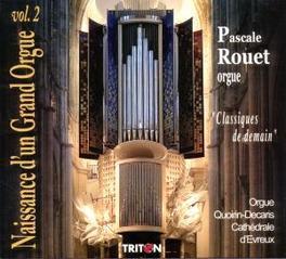 CLASSIQUES DE DEMAIN.. .. PAR PASCALE ROUET Audio CD, V/A, CD